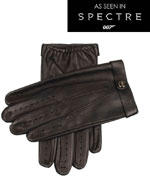 Dents Mens Unlined Leather Driving Glove