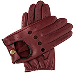 Dents Delta Mens Leather driving glove W
