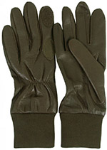 Dents Leather Left Handed Shooting Glove