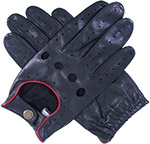 Dents Delta Mens Leather driving glove R