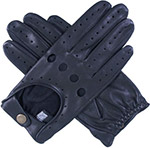 Dents Mens Leather driving glove