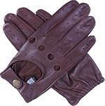 Dents Mens Leather driving glove English