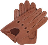 Dents Mens Deerskin driving glove