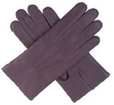 Dents Mens Hand Sewn Deerskin Glove Line
