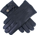 Dents Mens Cashmere Lined Leather Glove