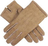 Dents Mens Hand Sewn Lambskin Glove Came