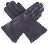 Dents Ladies Warm Leather Glove Mocca