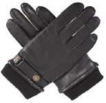 Dents Mens Hairsheep Leather Gloves with