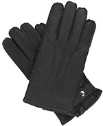 Southcombe Mens Deerskin Glove with Pure