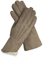 Southcombe Ladies Sueded Sheepskin Glove