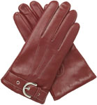 Southcombe Ladies Leather Glove with Buc
