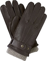 Southcombe Mens Deerskin Glove with Cash